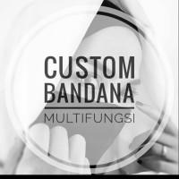 CUSTOM BANDANA/CUSTOM MOTIF BANDANA