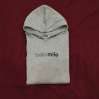 BAOE x BABY MILO pullover hoodie