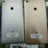 Backdoor Xiaomi Mi Max Back Cover Casing Tutup Baterai