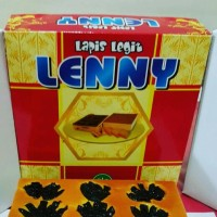 Kotak Kue Lapis Legit/Bika Ambon