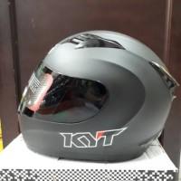 helm fullface Kyt R10 solid