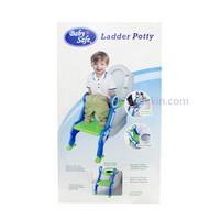 Baby Safe Step Ladder Potty / toilet seat / tangga pipis anak