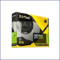 VGA Zotac Geforce GTX 1050 Ti OC 4GB DDR5  Dual FAN
