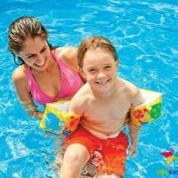 Intex pelampung lengan anak / Pelampung berenang di lengan / Armband