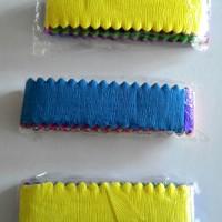 Kertas Krep / Kertas Tissue / Kertas Krep Potong / Kertas Dekorasi