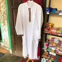 Baju Gamis pria tapis Lampung
