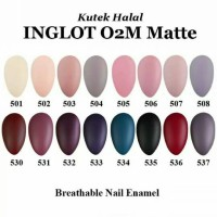 Kutek Inglot / Kutek Halal Matte