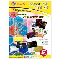 Kertas PVC - SUN Professional PVC ID Card Super White 0.76mm