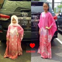 Doby jumputan asli bahan batik palembang kain kebaya baju batiksongket