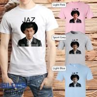 Baju Kaos Band Jaz Gildan Distro Grosir Merchandise Hits 05