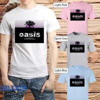 Baju Kaos Band Oasis Gildan Distro Grosir Merchandise Hits 19
