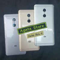 Tutup Casing Belakang Xiaomi Redmi Note 4 ( Back Door / Cover )