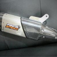 Knalpot Prospeed Viper Series Fullsystem Yamaha R25 & MT25