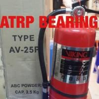ALAT PEMADAM API RINGAN APAR VIKING 2.5 KG ABC DRY CHEMICAL POWDER
