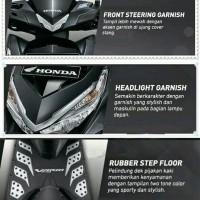 aksesoris Vario 150 / 125 LED Original Honda - Karpet Dan Garnish