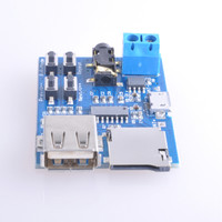 TF card U disk MP3 decoder board module amplifier audio Player Micro