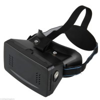new Google Vr 3D Cardboard Plastic Second Generation 3D Virtual