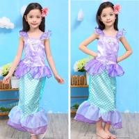 Pakaian Anak Murah GA2262 PRINCESS ARIEL COSTUME [BAJUKIDDIE] BAJU ANA