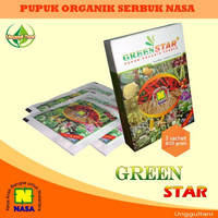 Greenstar Nasa Pupuk Organik Serbuk