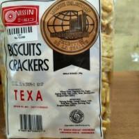 Nissin Biskuit Crackers Texa 300gr