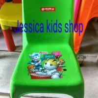 Kursi Anak / Kursi Plastik / Bangku Anak Lion Star (gojek only)