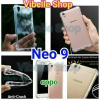 Softcase AntiCrack OPPO Neo 9 A37 Anti Crack Soft Jely Shock Case Neo9