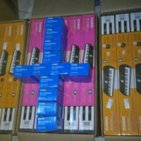 Keyboard casio Sa77 76 78 lengkap dengan Adaptor Sarung Garansi 1thn