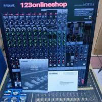 Mixer YAMAHA16channel MGP16X Original Garansi resmiPT YAMAHA INDONESIA