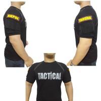 baju kaos tactical taruna akpol / combat shirt bdu