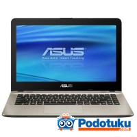 ASUS X441UA-WX095D Non Windows - Black