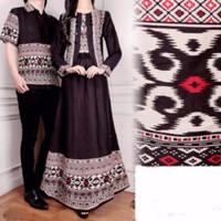 NEW Gamis Couple | Baju Batik Couple | Kemeja Kapel | Kemeja Muslim Co