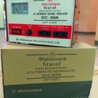 Stabilizer  Matsunaga stavol 500 watt bisa gojek