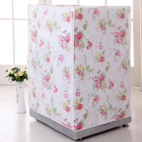 Sarung Cover Mesin Cuci 1 tabung untuk tabung buka Atas dan buka depan