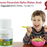 Jual Suplemen Nafsu Makan Anak Tiens Zinc Capsule