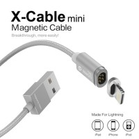 WSKEN X-Cable Mini 2 Magnetic Charging Cable Lighting Kabel Data