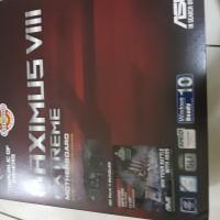 Asus Maximus VIII Extreme LGA1151 Z170  DDR4