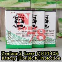Baterai Asus Zenfone 2 Laser ZE500KG ZE500KL Z00RD Z00ED C11P1428