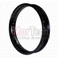 Velg - Pelek  Rim - Ring - Jari jari Champ 14-250 36H Type T hitam