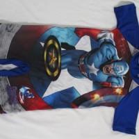 Baju Renang Anak Diving Captain America