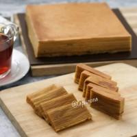 Kue Lapis Legit / Menggunakan butter Wisjman / Produksi Lapisnona
