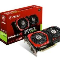 MSI Geforce GTX 1050 TI GAMING X 4GB DDR5