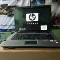 Laptop Hp compaq 6720S Celeron/Full Aplikasi