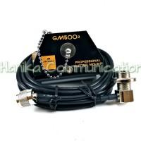 D Antenna GM500 Bracket Antena Talang Air Mobil Gutter Mount RIG HT