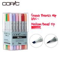 Copic Ciao Marker Set 24 Basic