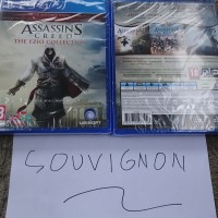 PS4 ASSASSINS CREED THE EZIO COLLECTION (Region 2/EUR/English)