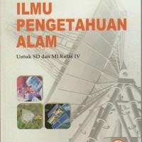 Buku BSE IPA SD/MI kelas 4