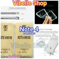 Anticrack Samsung Note 4 N9100 SoftCase Anti Crack Samsung Note4