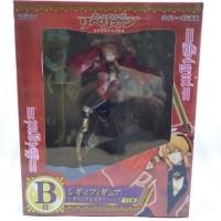 PVC Sigui Taito Kuji Queen Blade Rebellion B 1/7 Anime RED NEW MIB