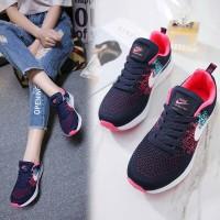Sepatu Nike Women Air Max Thea Sneakers BIRU DONGKER Semprem 625