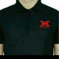 Polo shirt/Tshirt/Kaos Kerah ELECTROHELL